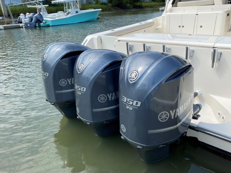 Pursuit-OS 375 Offshore 2011-KEEP FISHING Mount Pleasant-South Carolina-United States-1487353 | Thumbnail