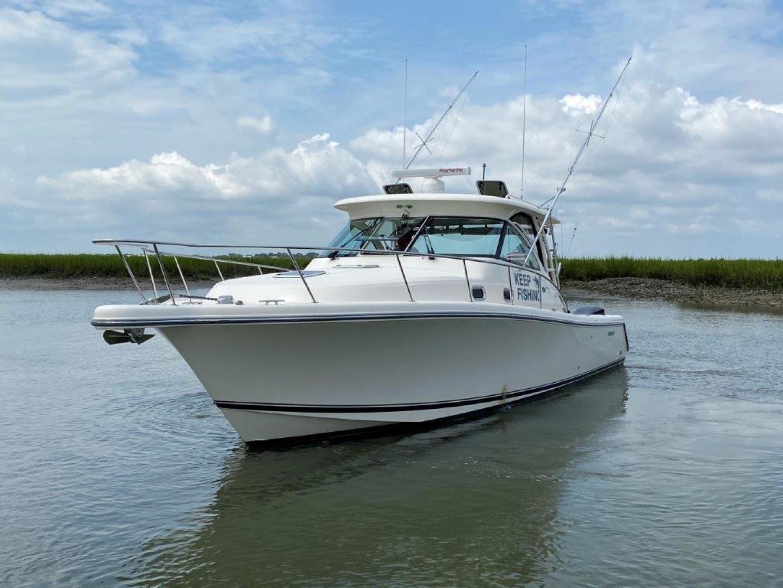 Pursuit-OS 375 Offshore 2011-KEEP FISHING Mount Pleasant-South Carolina-United States-1487351 | Thumbnail