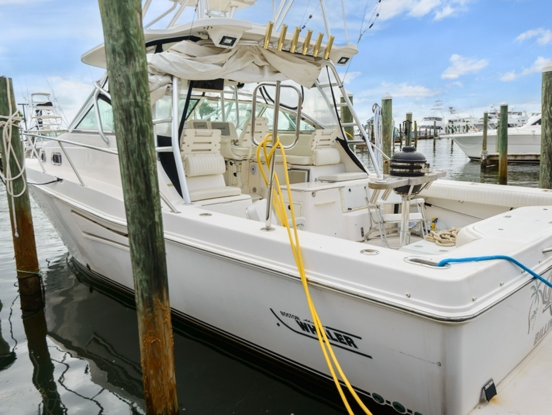 Boston Whaler-350 Defiance 2002-R&C Orange Beach-Alabama-United States-1487306 | Thumbnail