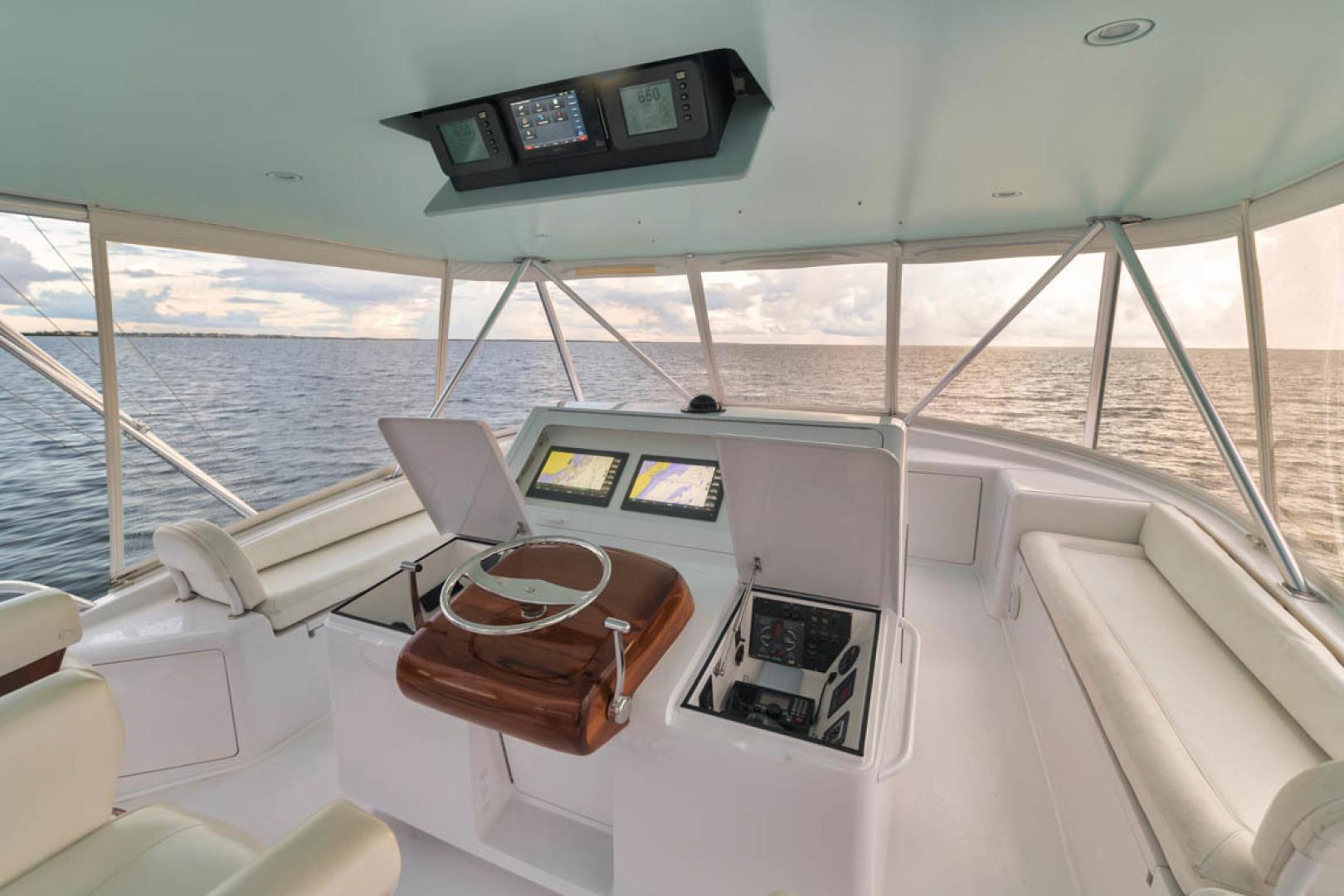 Viking-Convertible 2009-MOLLIE K Key Largo-Florida-United States-3-Sided Enclosure-1487416 | Thumbnail