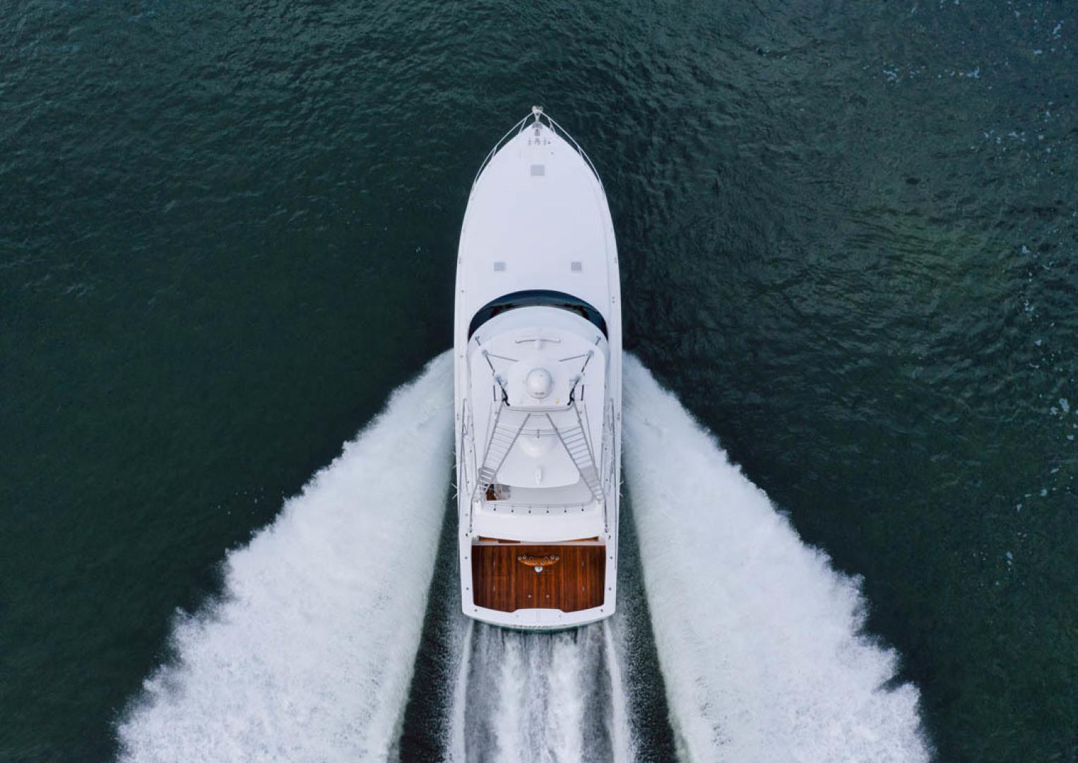 Viking-Convertible 2009-MOLLIE K Key Largo-Florida-United States-Aerial View-1487444 | Thumbnail
