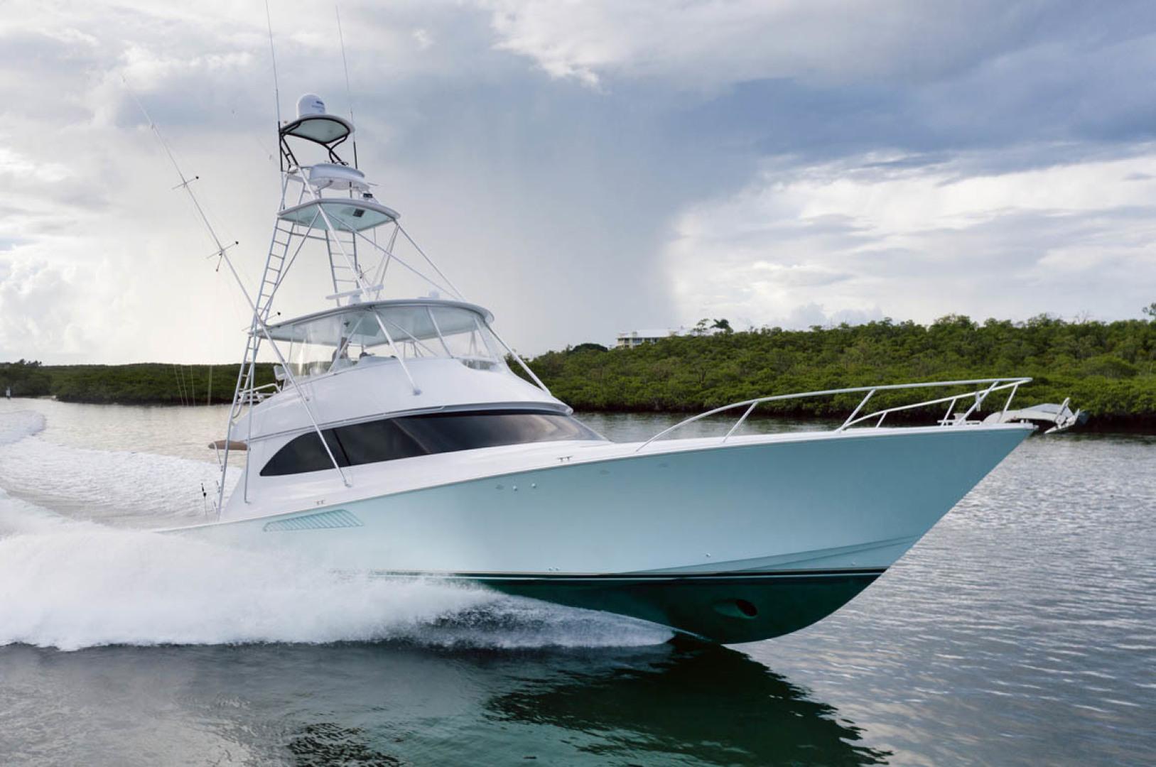 Viking-Convertible 2009-MOLLIE K Key Largo-Florida-United States-Starboard Bow Running-1487390 | Thumbnail