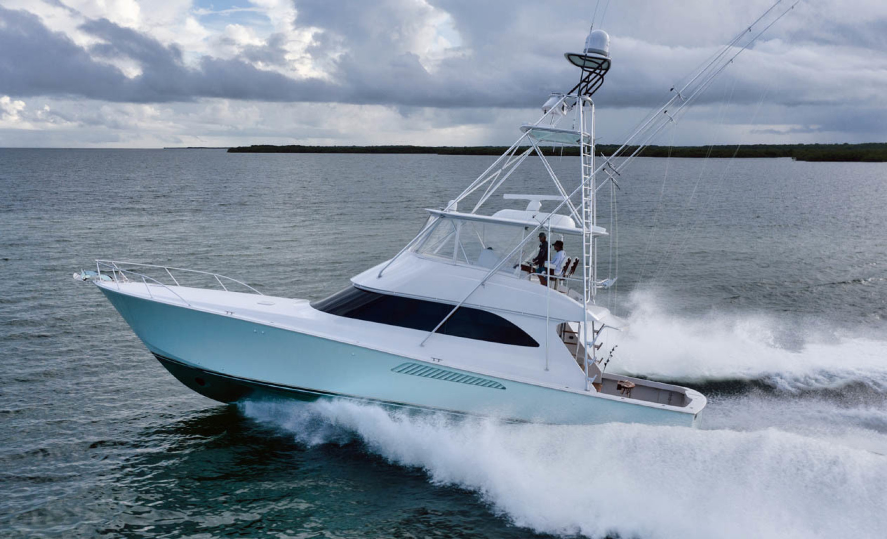 Viking-Convertible 2009-MOLLIE K Key Largo-Florida-United States-Port View-1487439 | Thumbnail
