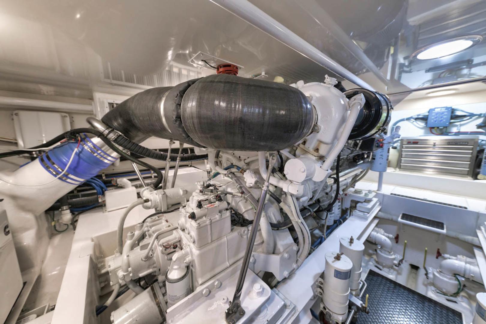 Viking-Convertible 2009-MOLLIE K Key Largo-Florida-United States-Port Engine-1487430 | Thumbnail