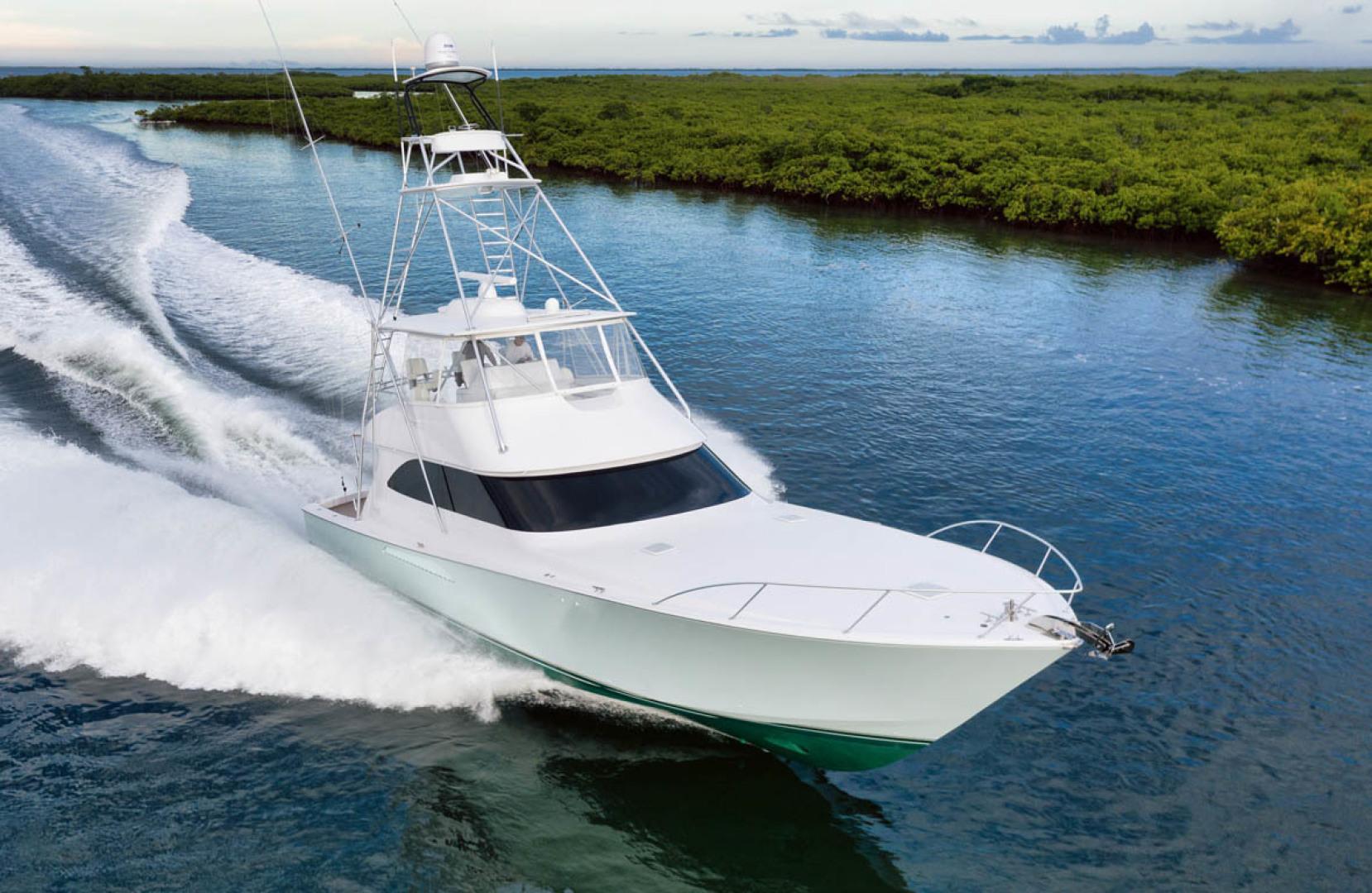 Viking-Convertible 2009-MOLLIE K Key Largo-Florida-United States-Starboard Bow View-1487407 | Thumbnail