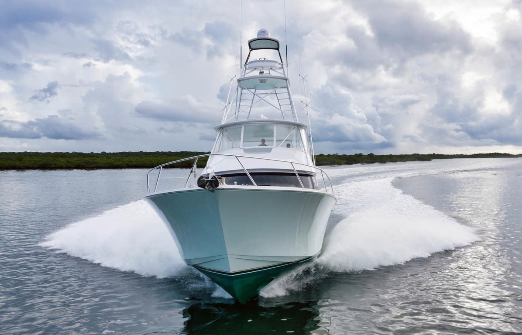 Viking-Convertible 2009-MOLLIE K Key Largo-Florida-United States-Bow View-1487408 | Thumbnail