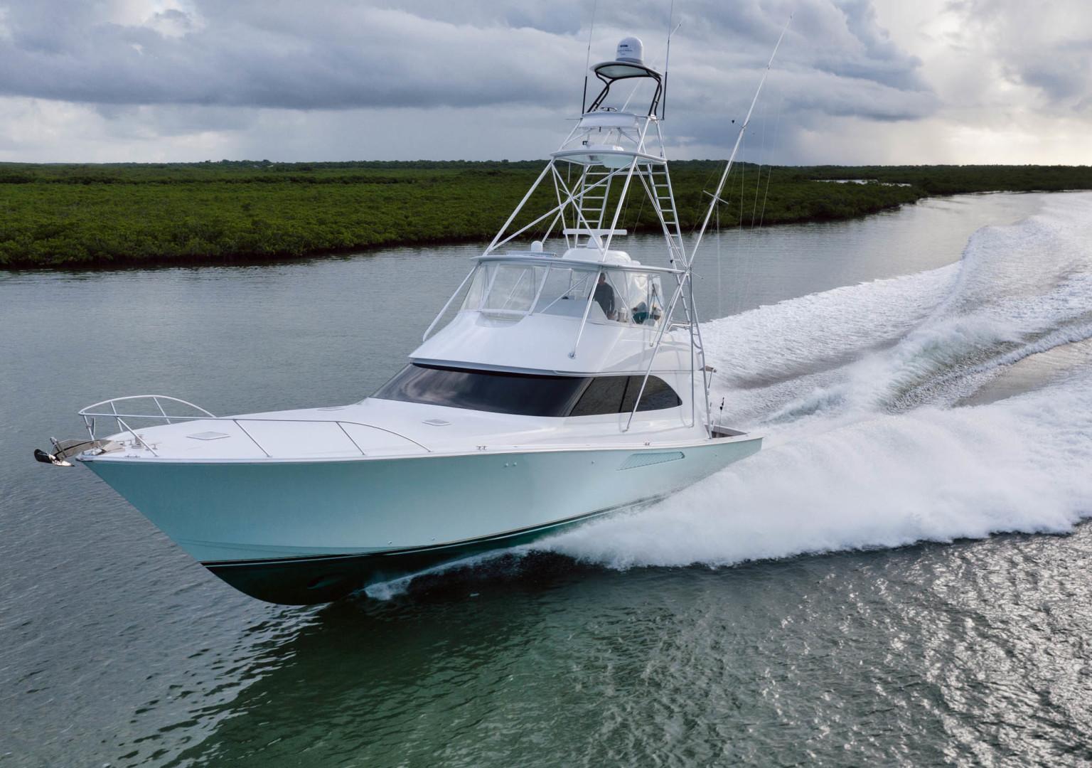 Viking-Convertible 2009-MOLLIE K Key Largo-Florida-United States-Port Bow View-1487409 | Thumbnail
