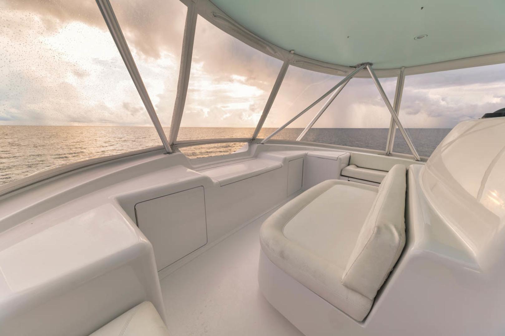 Viking-Convertible 2009-MOLLIE K Key Largo-Florida-United States-Flybridge Forward Seating-1487410 | Thumbnail