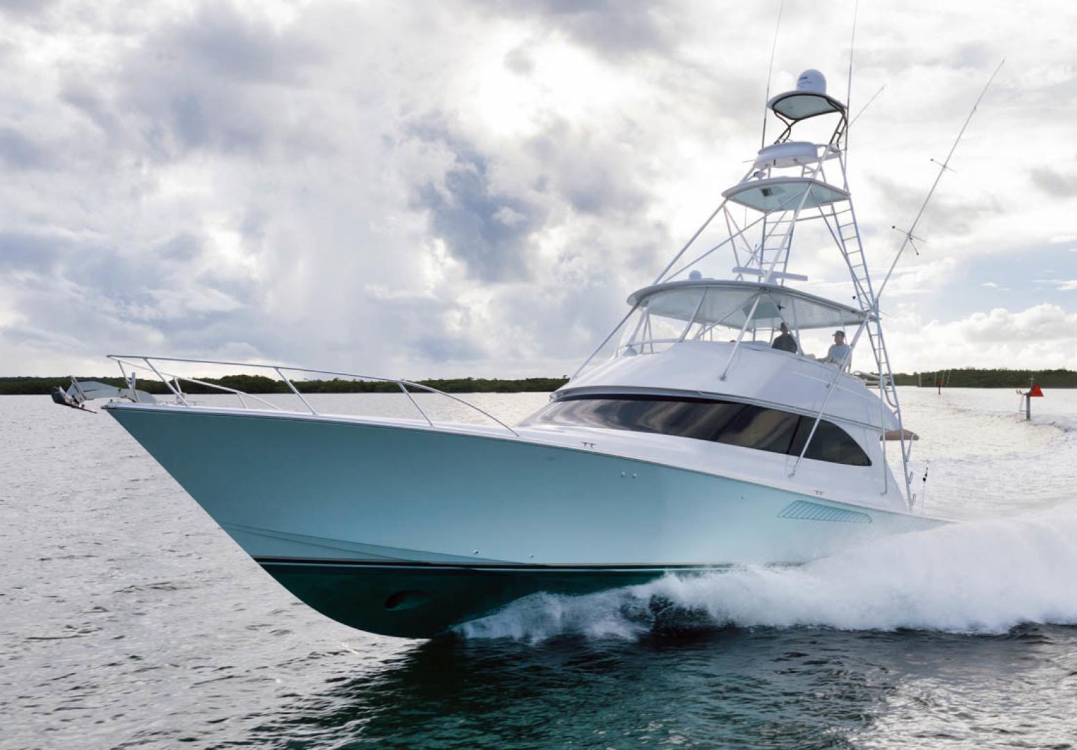 Viking-Convertible 2009-MOLLIE K Key Largo-Florida-United States-Port Bow Running-1487392 | Thumbnail