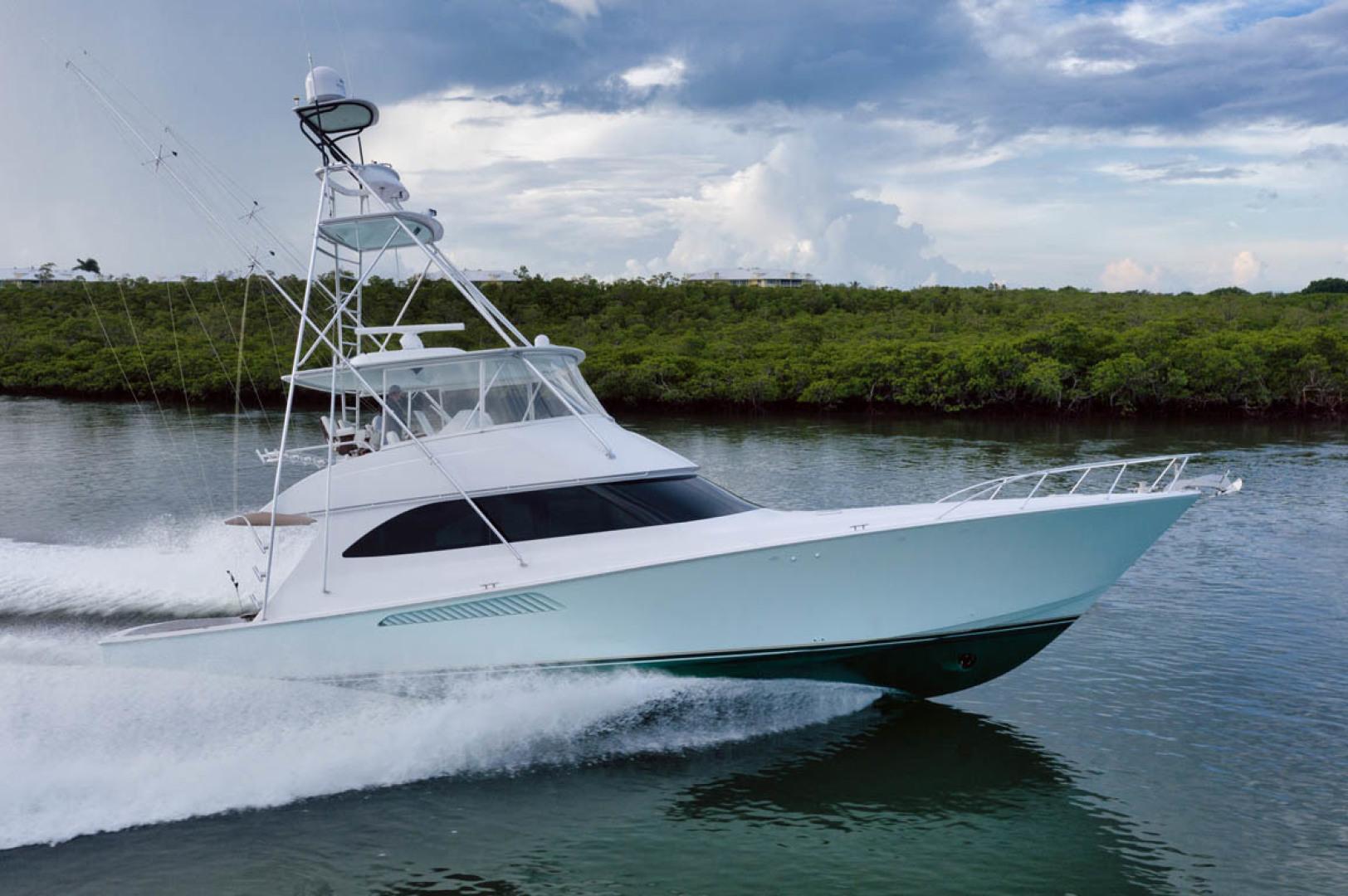 Viking-Convertible 2009-MOLLIE K Key Largo-Florida-United States-Starboard View-1487438 | Thumbnail