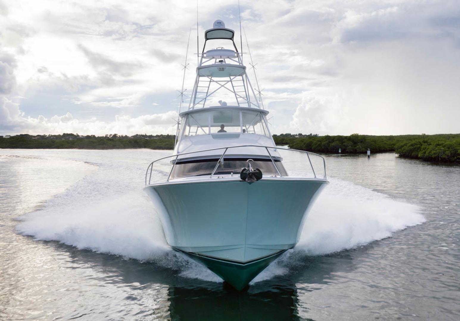 Viking-Convertible 2009-MOLLIE K Key Largo-Florida-United States-Bow Running-1487391 | Thumbnail