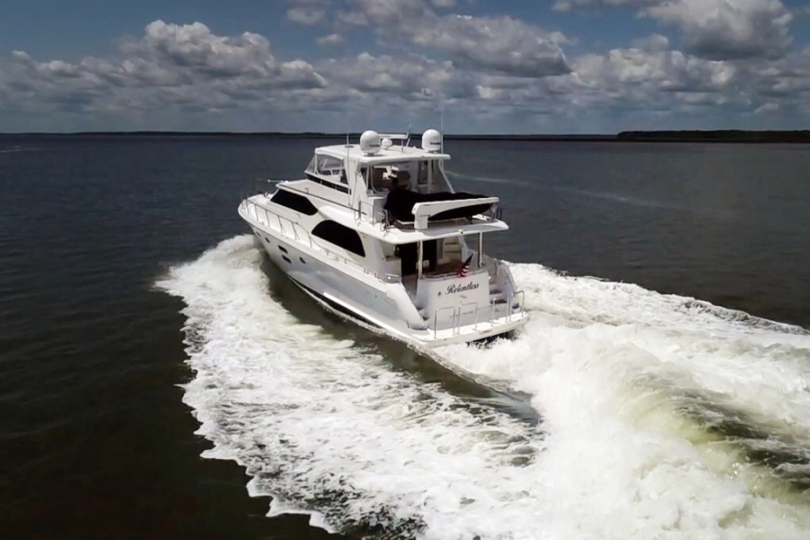 Hampton-Pilothouse Motoryacht 2010-Relentless Savannah-Georgia-United States-1487611 | Thumbnail