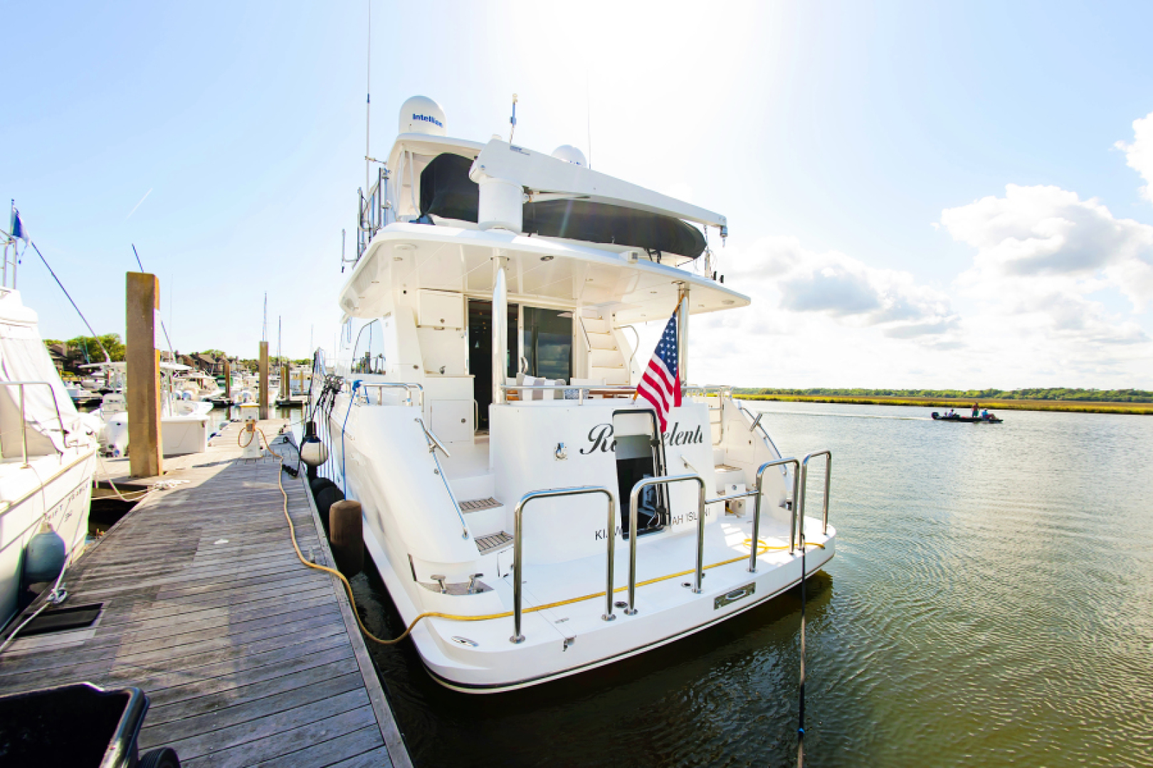 Hampton-Pilothouse Motoryacht 2010-Relentless Savannah-Georgia-United States-1487662 | Thumbnail