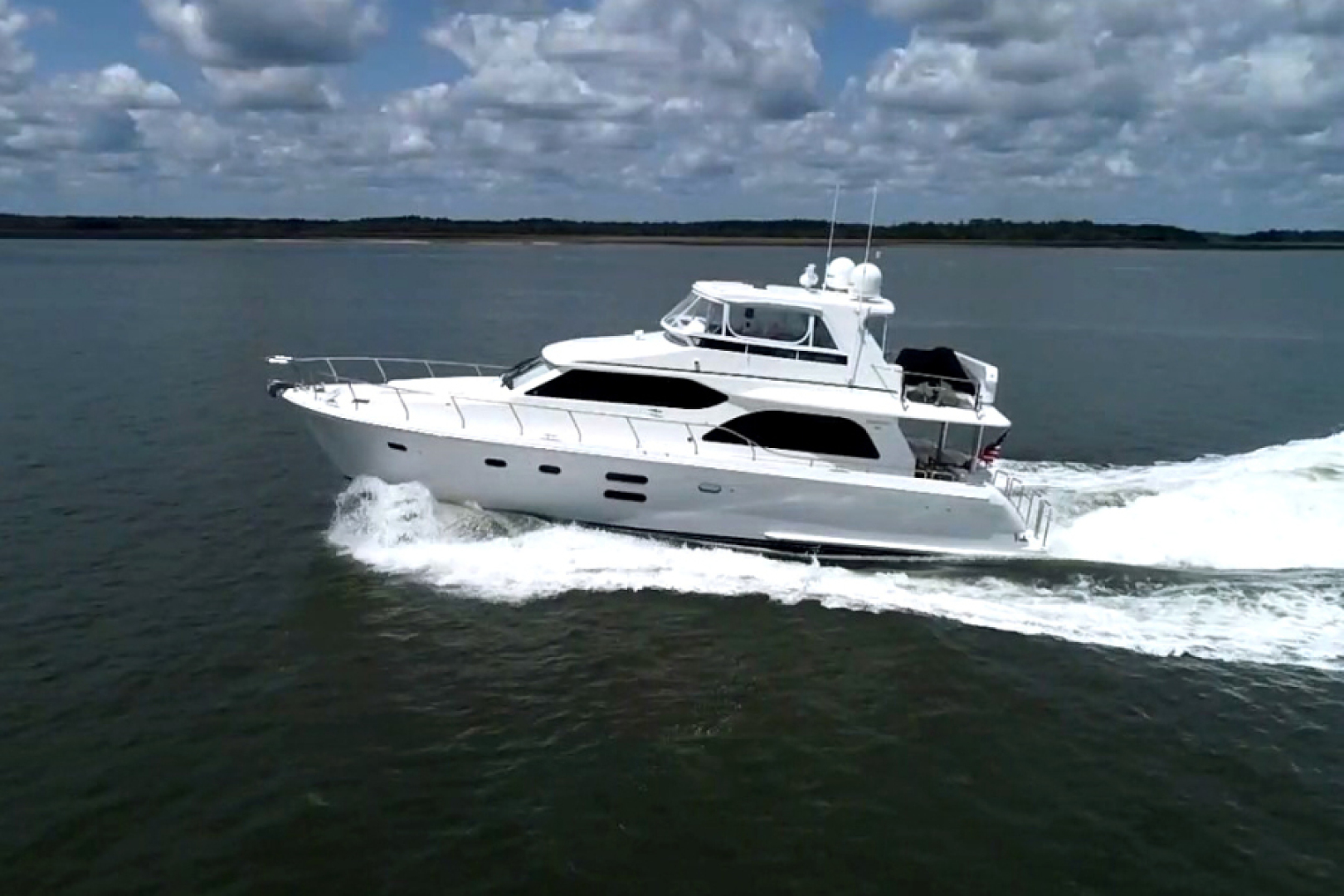 Hampton-Pilothouse Motoryacht 2010-Relentless Savannah-Georgia-United States-1487612 | Thumbnail