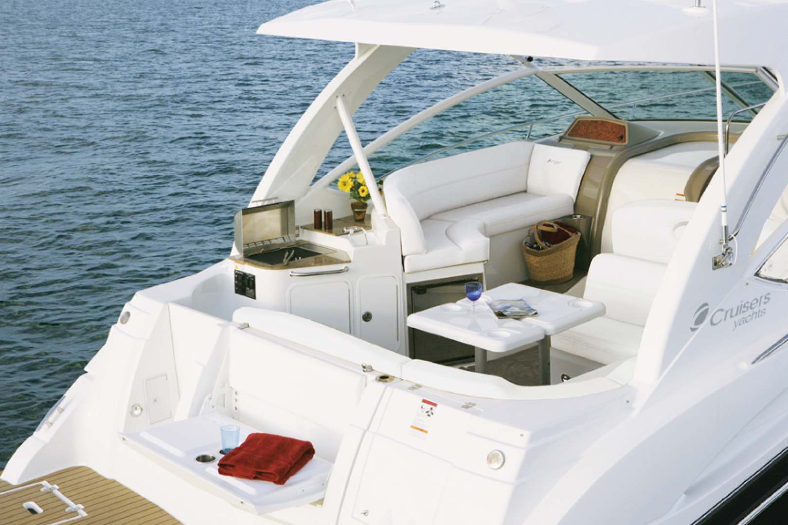 Cruisers Yachts-Express 360 2011-Insomnia Toronto-Canada-1488002 | Thumbnail