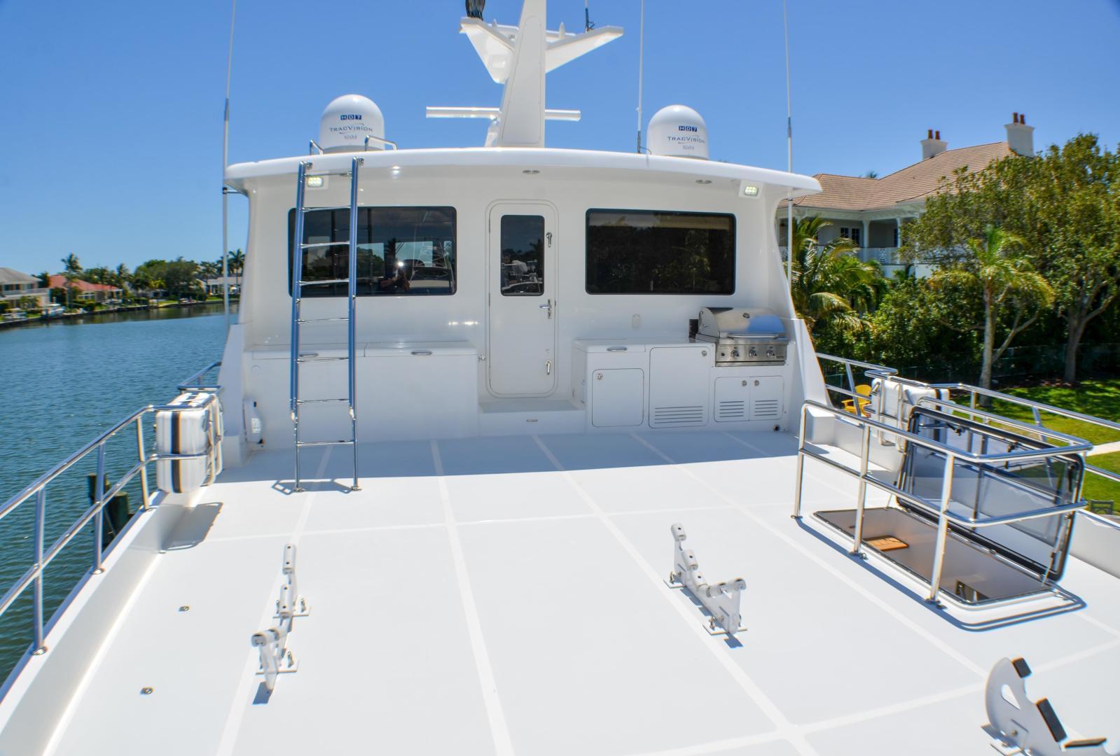 Outer Reef Yachts-860 DBMY 2017-Simon Says Vero Beach-Florida-United States-1488221 | Thumbnail