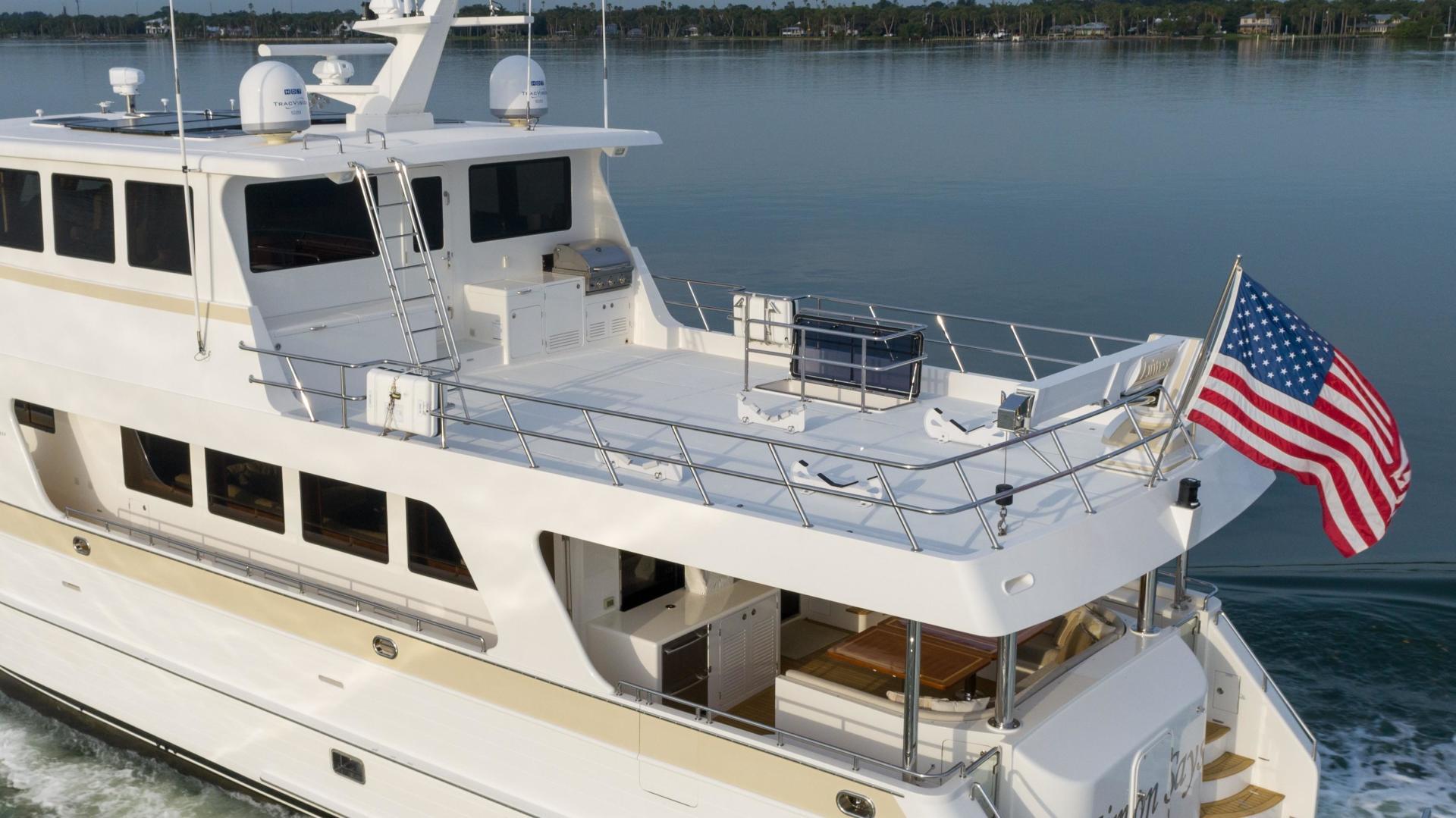 Outer Reef Yachts-860 DBMY 2017-Simon Says Vero Beach-Florida-United States-1488217 | Thumbnail