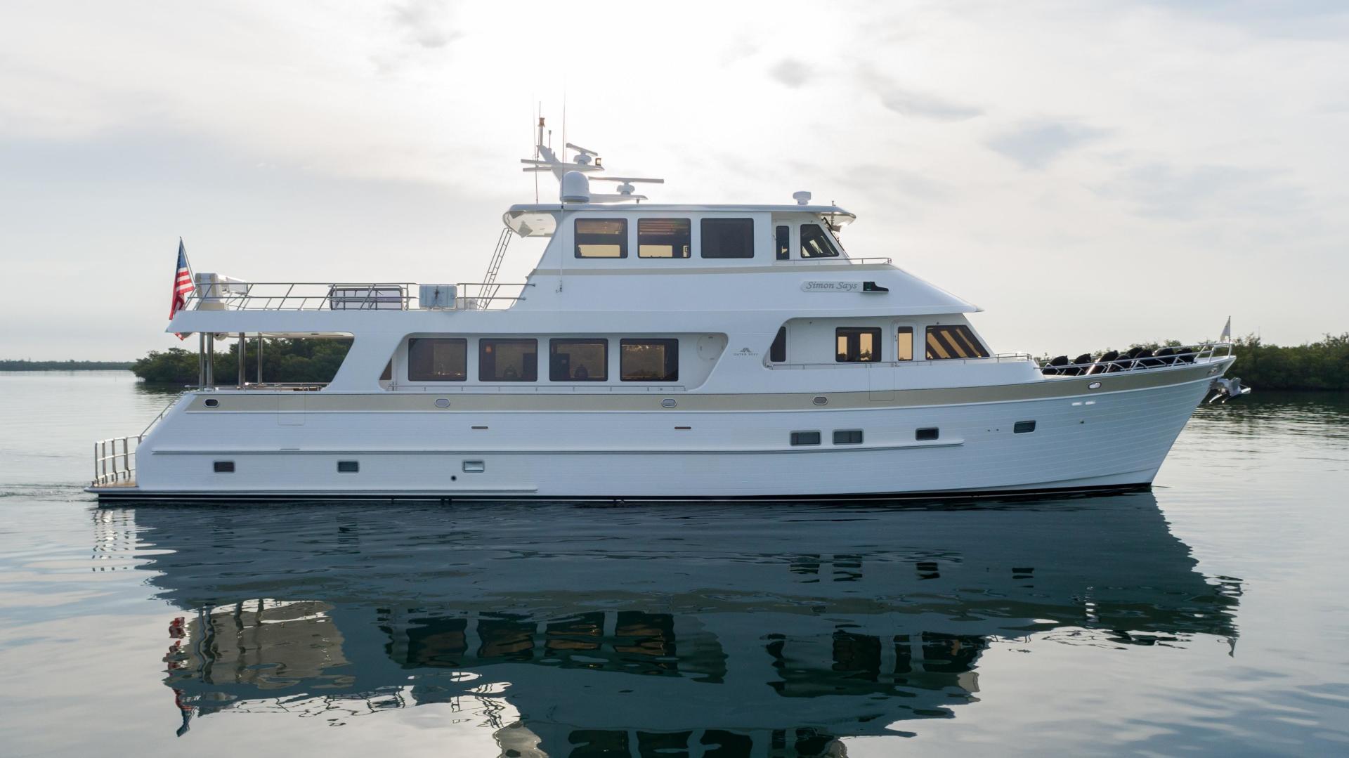 Outer Reef Yachts-860 DBMY 2017-Simon Says Vero Beach-Florida-United States-1488197 | Thumbnail