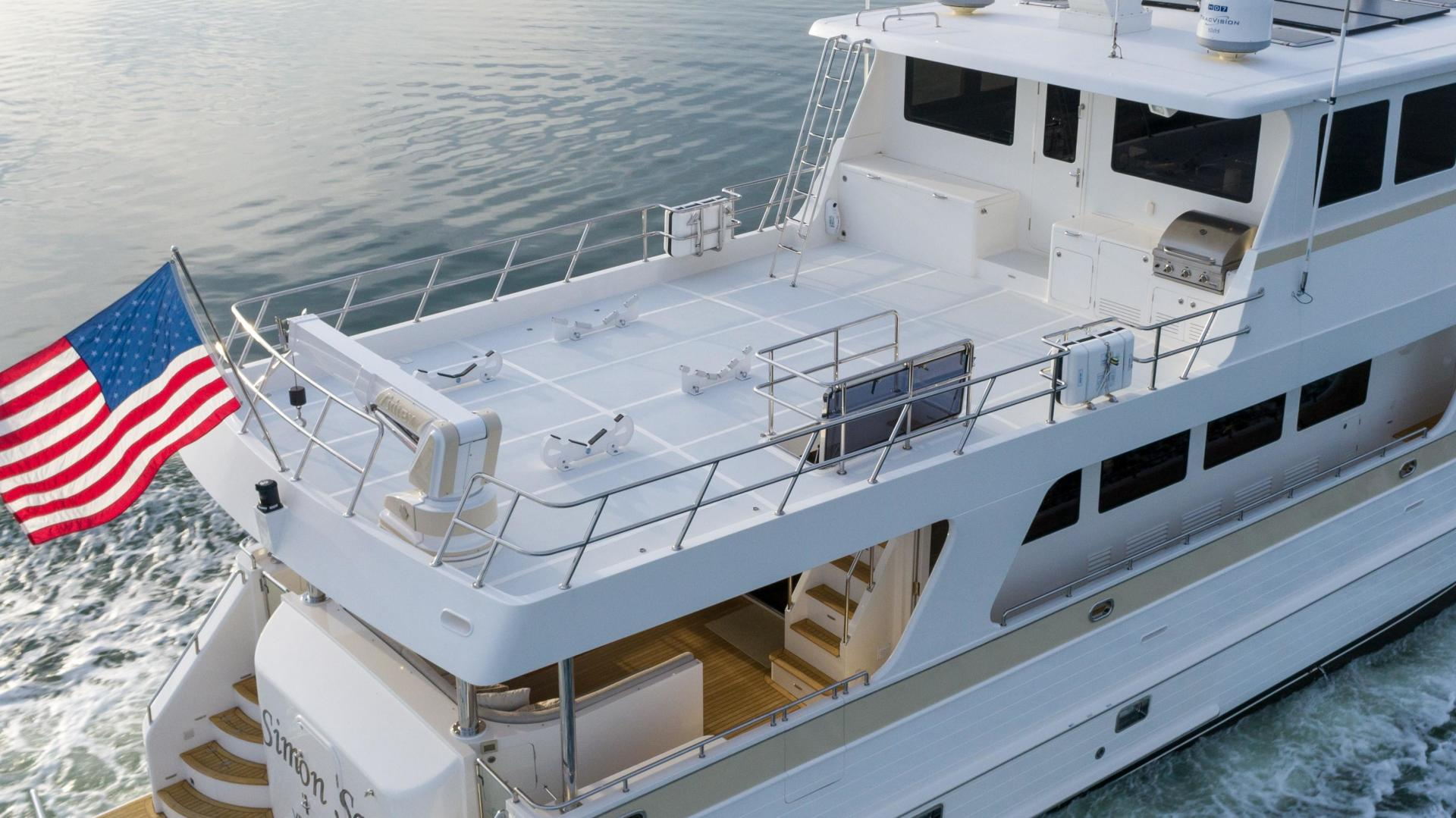 Outer Reef Yachts-860 DBMY 2017-Simon Says Vero Beach-Florida-United States-1488215 | Thumbnail