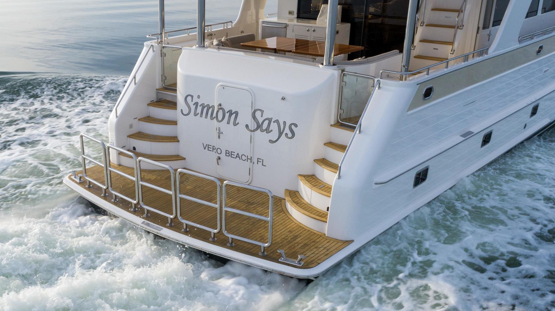 Outer Reef Yachts-860 DBMY 2017-Simon Says Vero Beach-Florida-United States-1488227 | Thumbnail