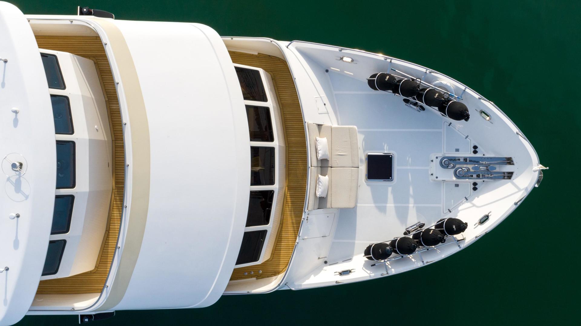 Outer Reef Yachts-860 DBMY 2017-Simon Says Vero Beach-Florida-United States-1488200 | Thumbnail