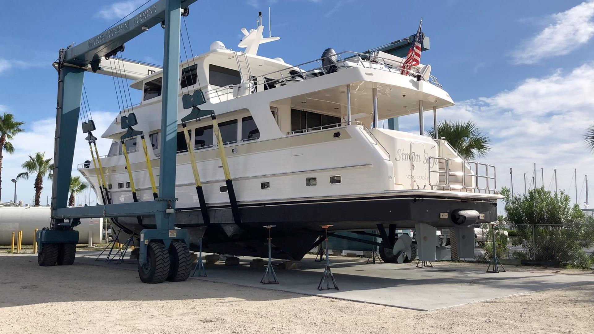 Outer Reef Yachts-860 DBMY 2017-Simon Says Vero Beach-Florida-United States-1488315 | Thumbnail