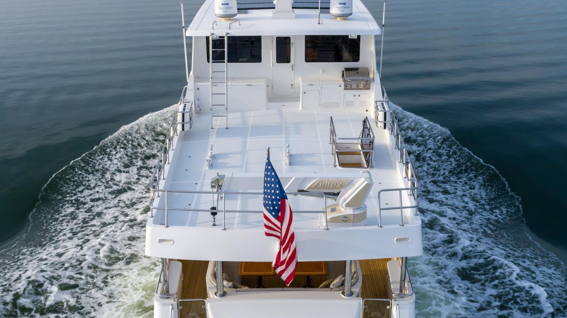 Outer Reef Yachts-860 DBMY 2017-Simon Says Vero Beach-Florida-United States-1488213 | Thumbnail