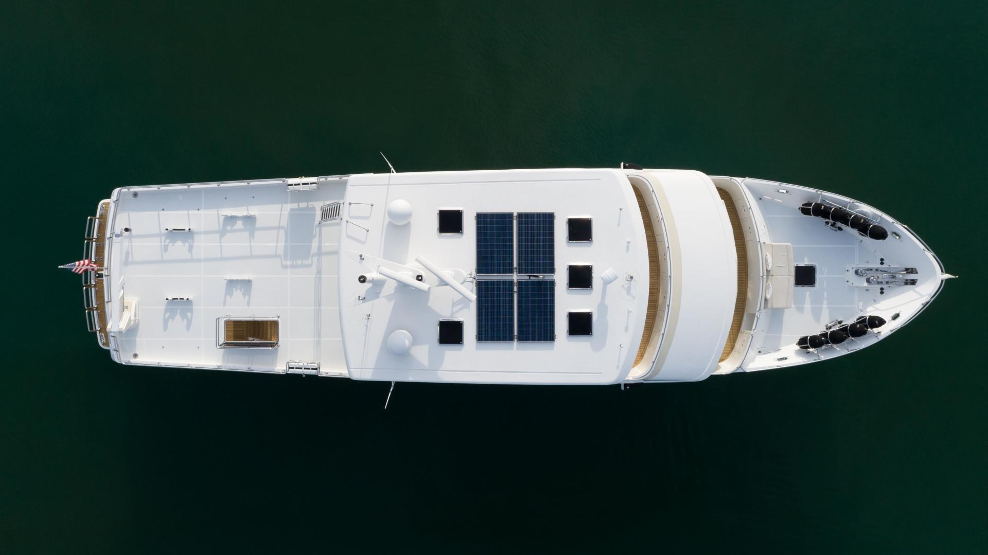 Outer Reef Yachts-860 DBMY 2017-Simon Says Vero Beach-Florida-United States-1488199 | Thumbnail