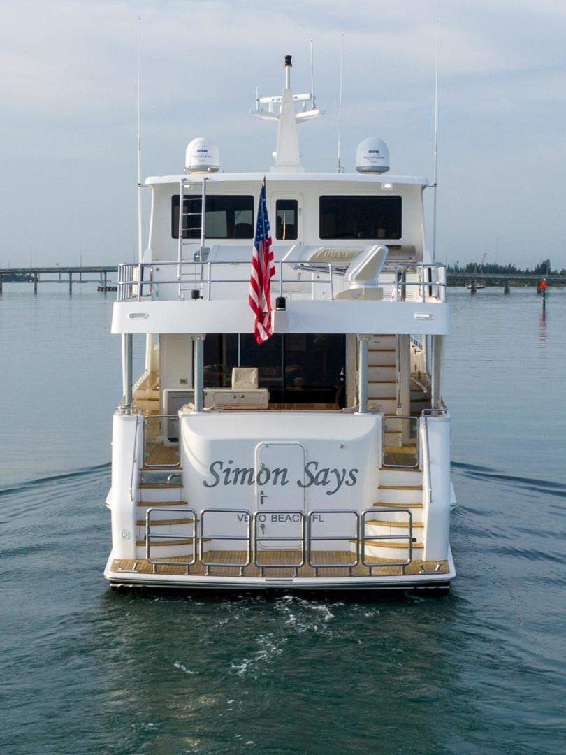Outer Reef Yachts-860 DBMY 2017-Simon Says Vero Beach-Florida-United States-1488196 | Thumbnail