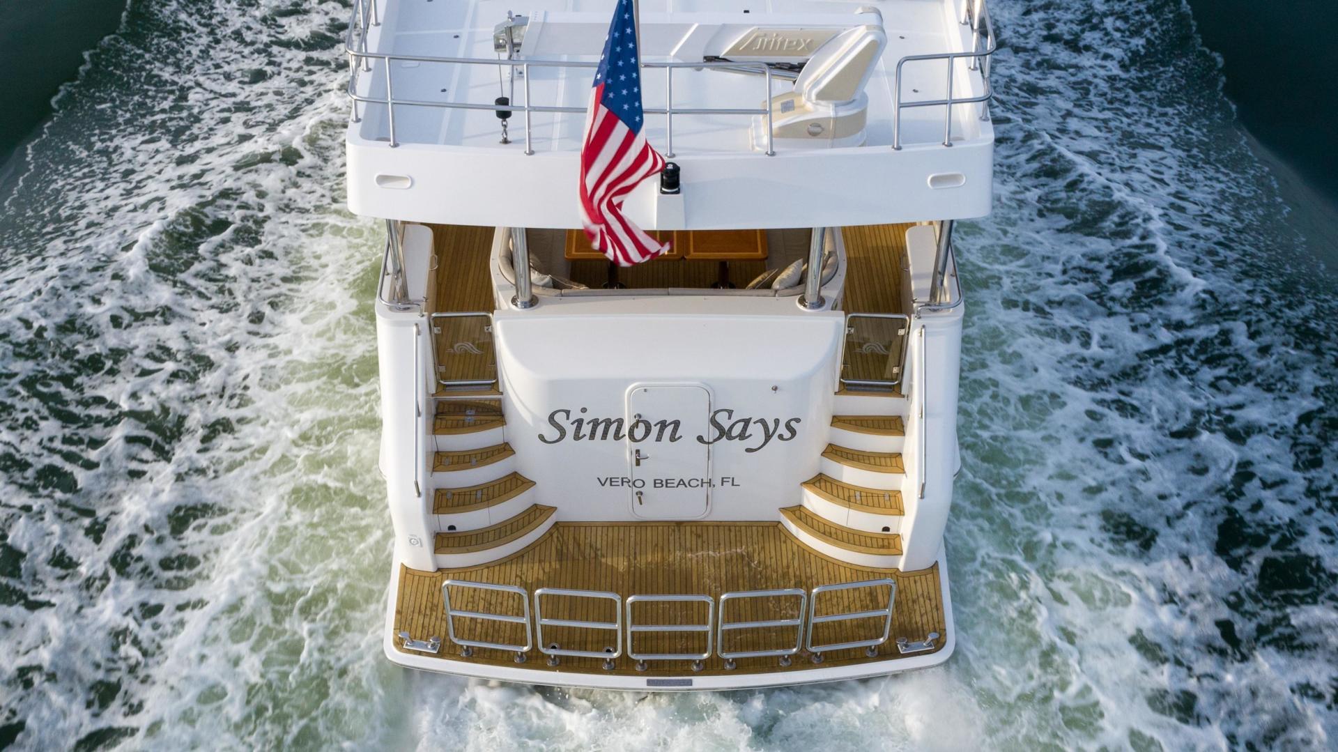 Outer Reef Yachts-860 DBMY 2017-Simon Says Vero Beach-Florida-United States-1488226 | Thumbnail