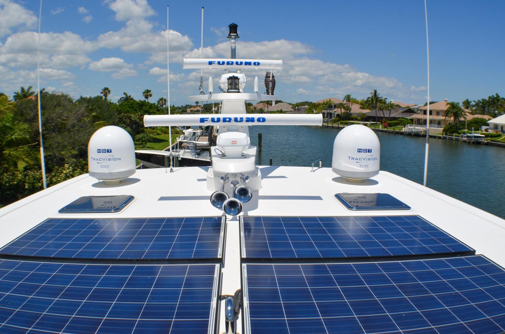 Outer Reef Yachts-860 DBMY 2017-Simon Says Vero Beach-Florida-United States-1488211 | Thumbnail