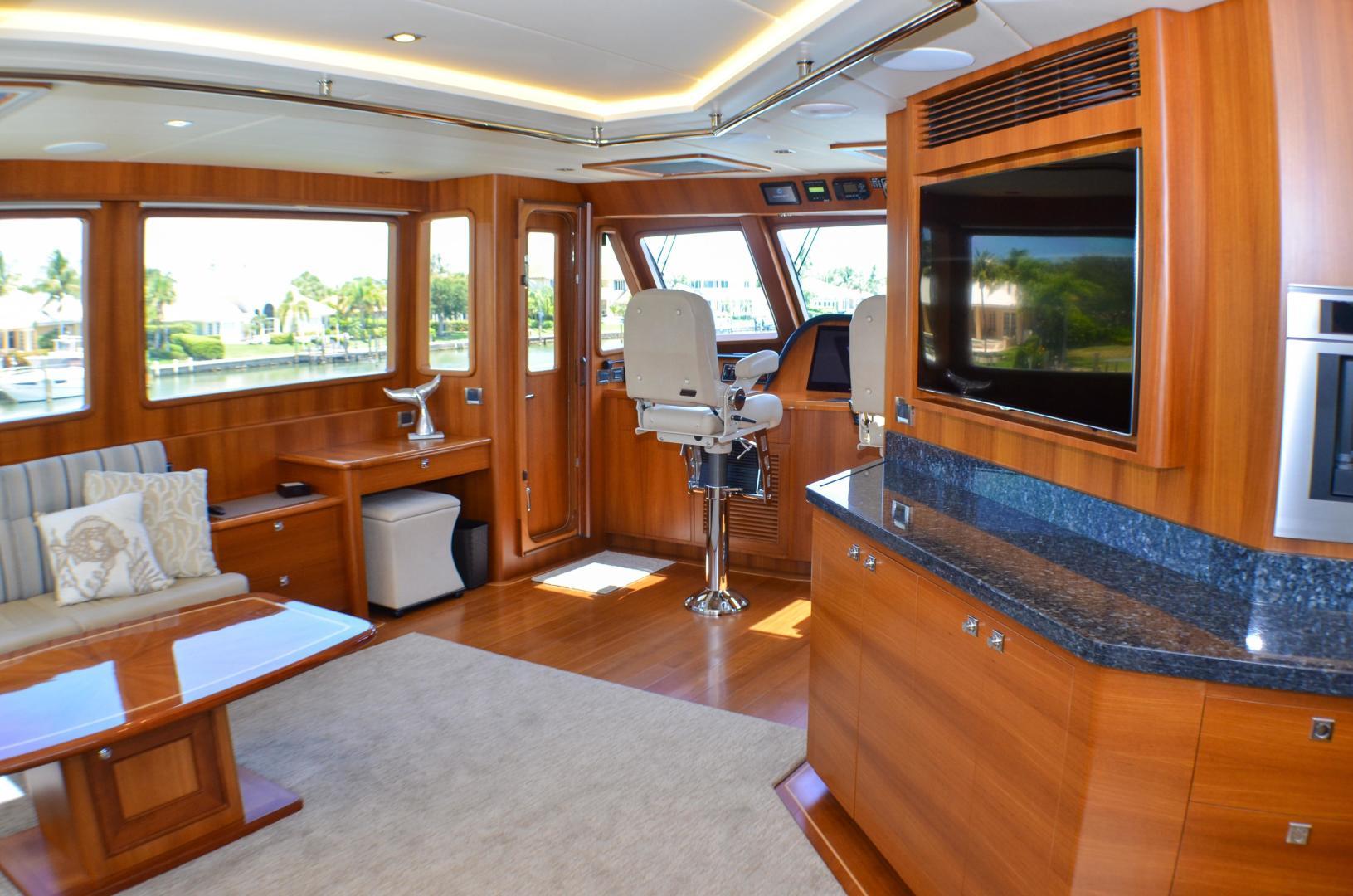 Outer Reef Yachts-860 DBMY 2017-Simon Says Vero Beach-Florida-United States-1488270 | Thumbnail