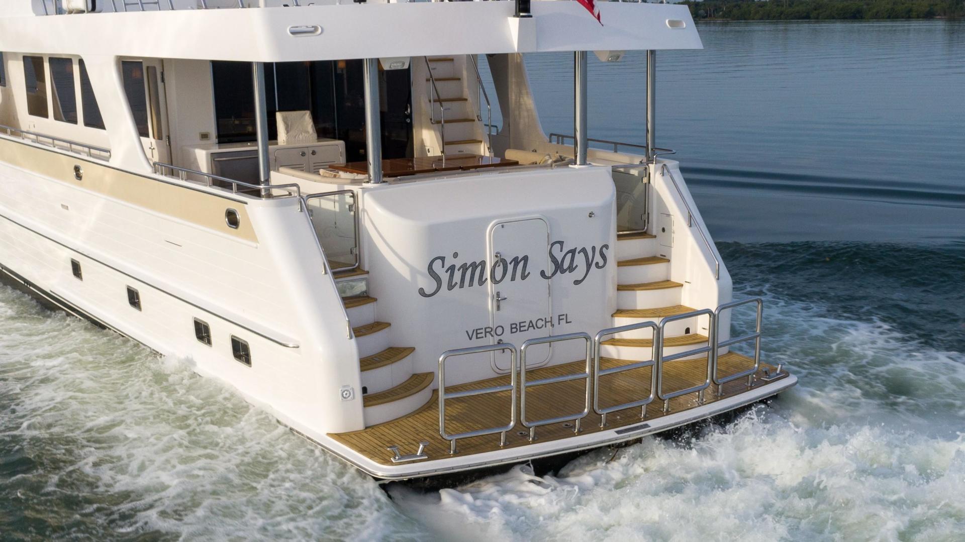 Outer Reef Yachts-860 DBMY 2017-Simon Says Vero Beach-Florida-United States-1488228 | Thumbnail