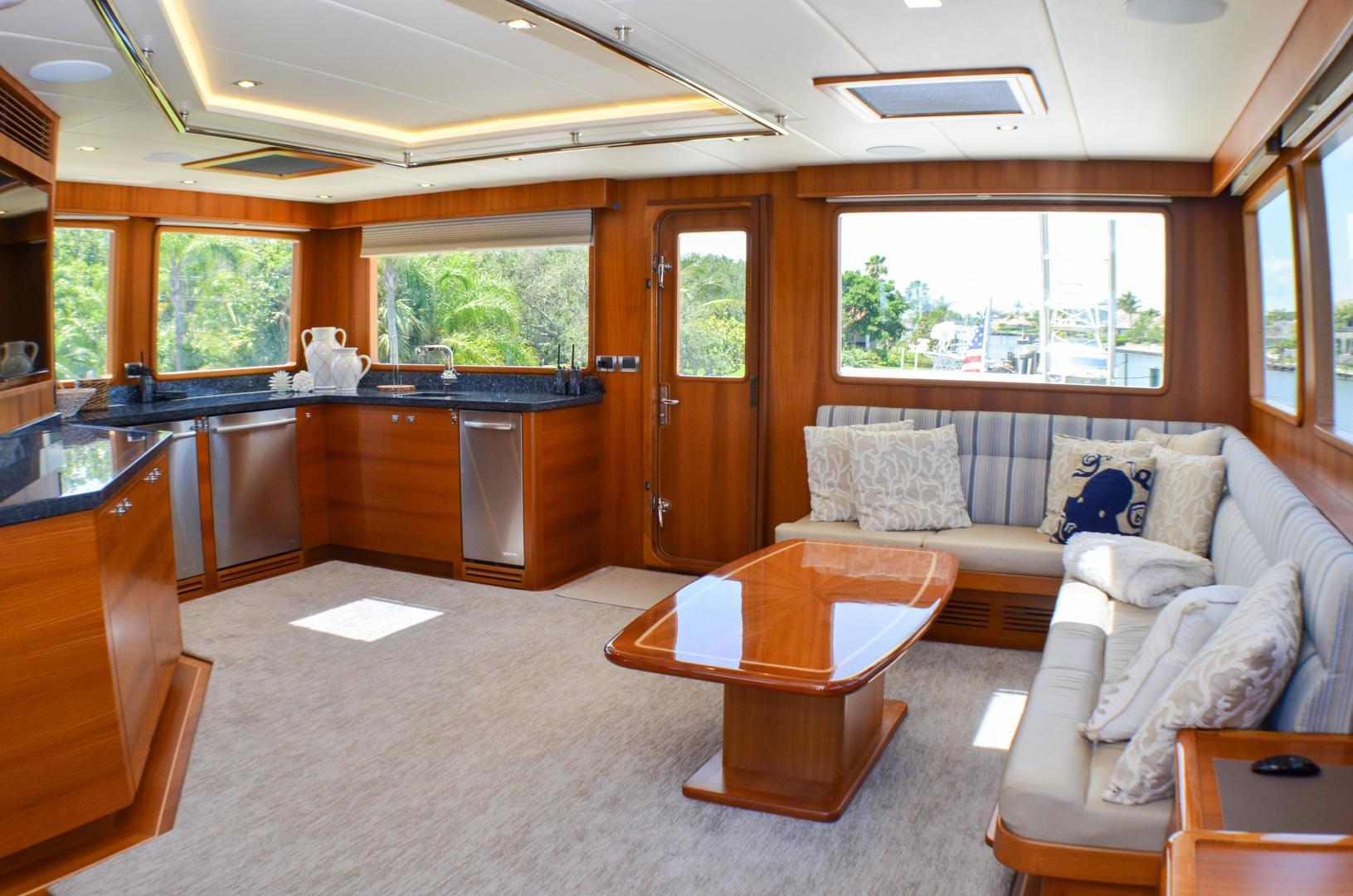 Outer Reef Yachts-860 DBMY 2017-Simon Says Vero Beach-Florida-United States-1488273 | Thumbnail