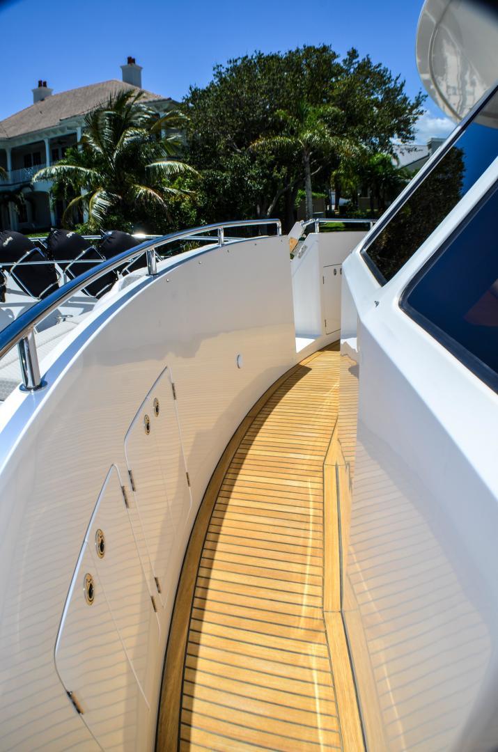 Outer Reef Yachts-860 DBMY 2017-Simon Says Vero Beach-Florida-United States-1488229 | Thumbnail