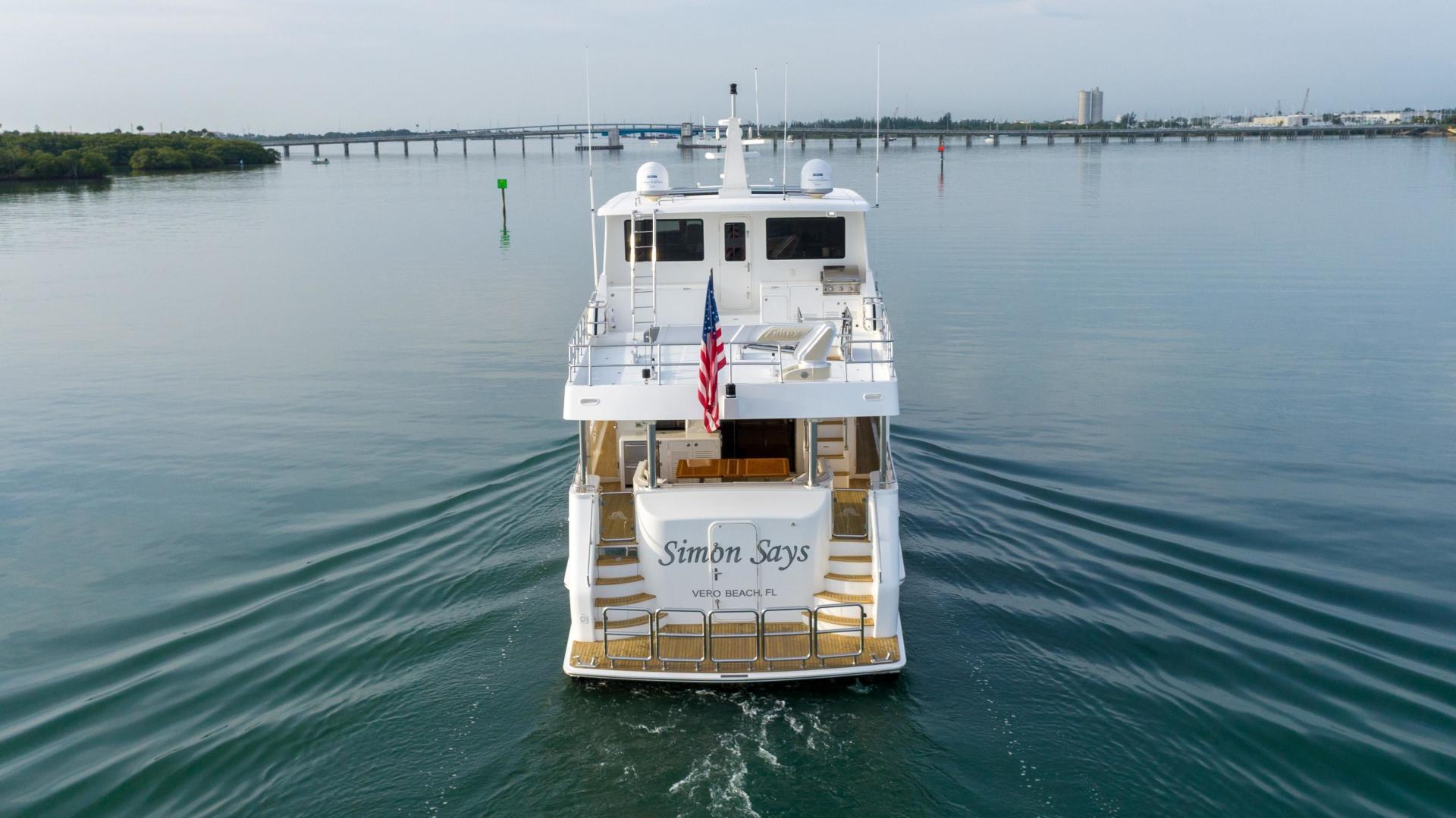 Outer Reef Yachts-860 DBMY 2017-Simon Says Vero Beach-Florida-United States-1488198 | Thumbnail