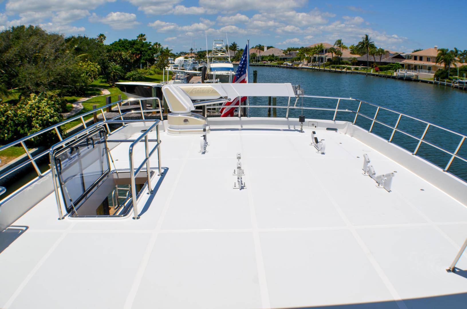 Outer Reef Yachts-860 DBMY 2017-Simon Says Vero Beach-Florida-United States-1488223 | Thumbnail