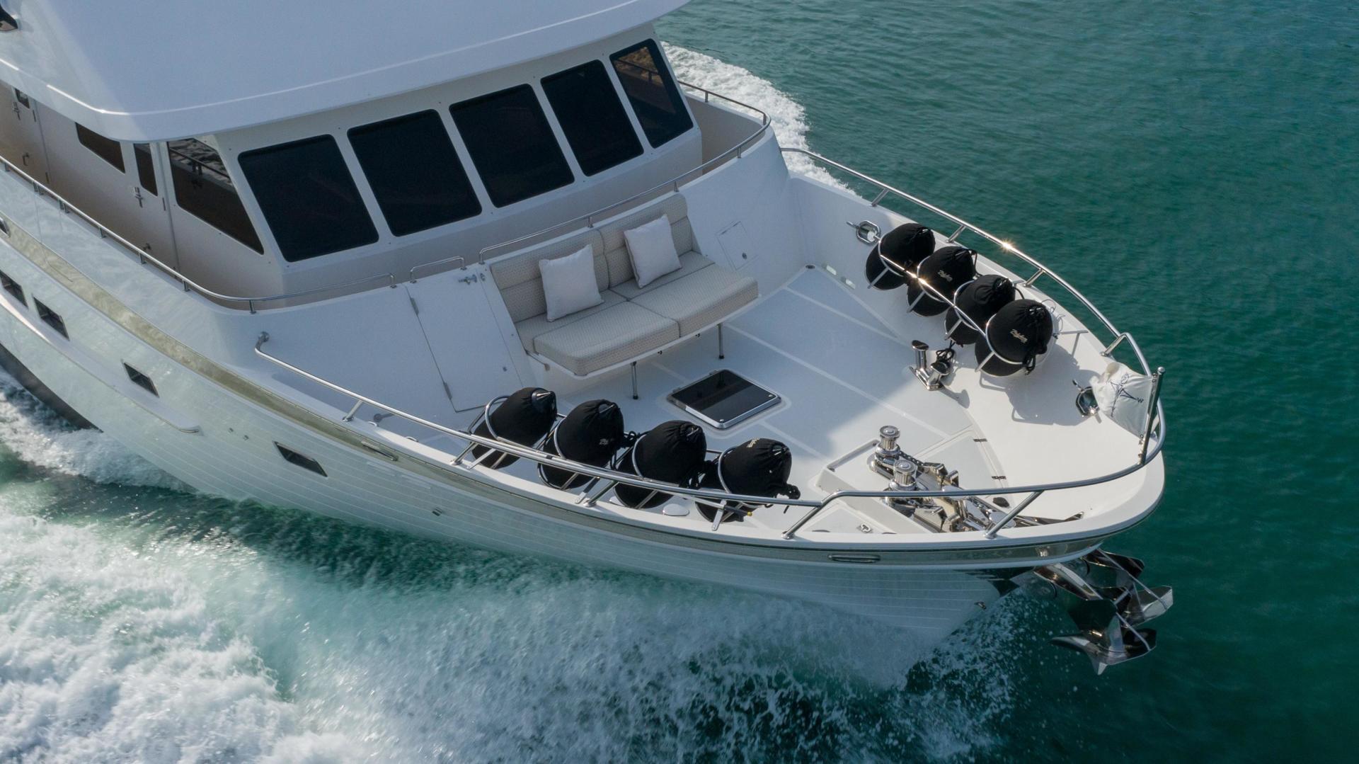 Outer Reef Yachts-860 DBMY 2017-Simon Says Vero Beach-Florida-United States-1488202 | Thumbnail