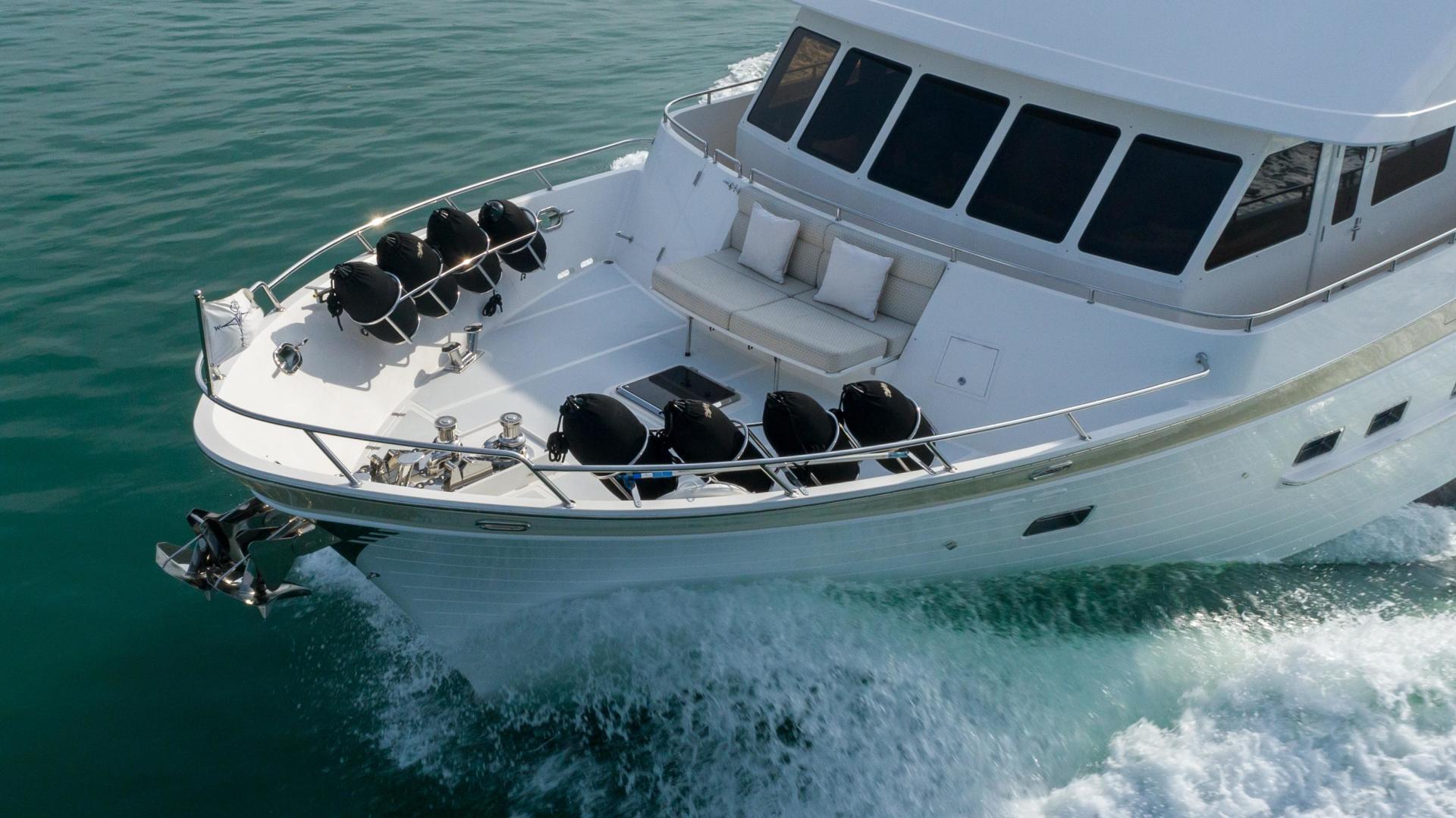 Outer Reef Yachts-860 DBMY 2017-Simon Says Vero Beach-Florida-United States-1488201 | Thumbnail