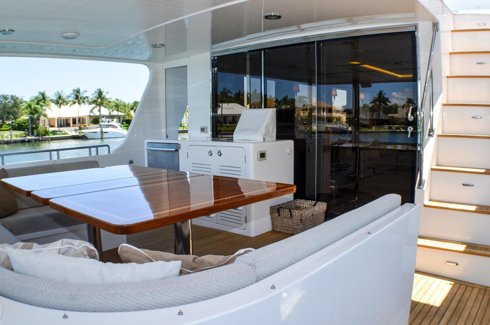Outer Reef Yachts-860 DBMY 2017-Simon Says Vero Beach-Florida-United States-1488237 | Thumbnail