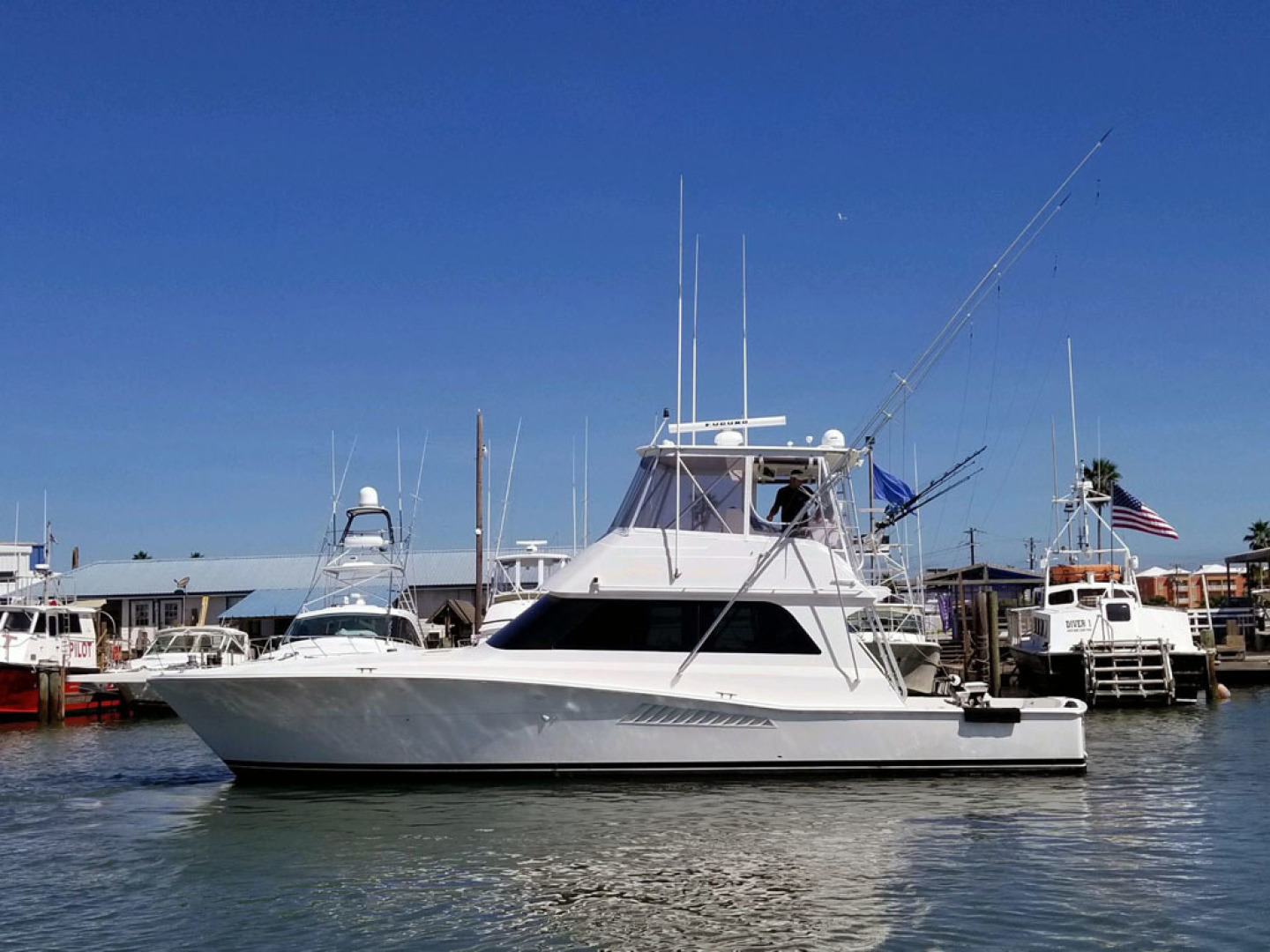 Viking-47 Convertible 1999-Reel Madness South Padre Island-Texas-United States-Main Profile-1497860 | Thumbnail