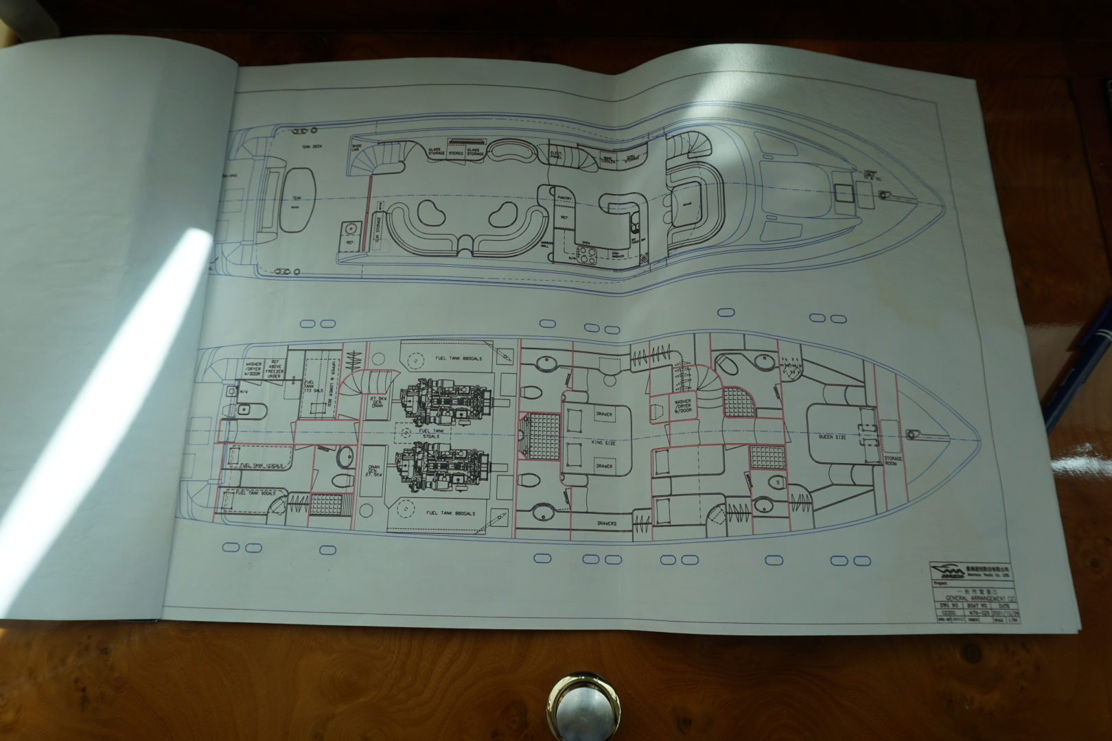 Horizon-Enclosed Flybridge 2002-Rogue Ocean Reef-Florida-United States-1494606 | Thumbnail