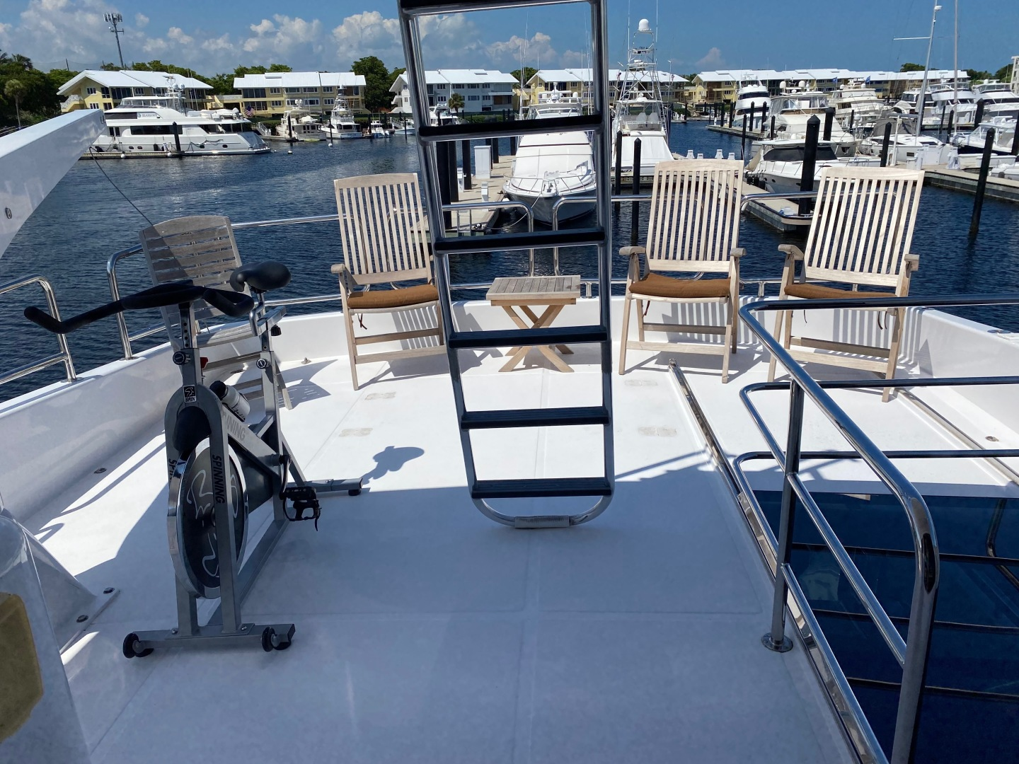Horizon-Enclosed Flybridge 2002-Rogue Ocean Reef-Florida-United States-1494590 | Thumbnail