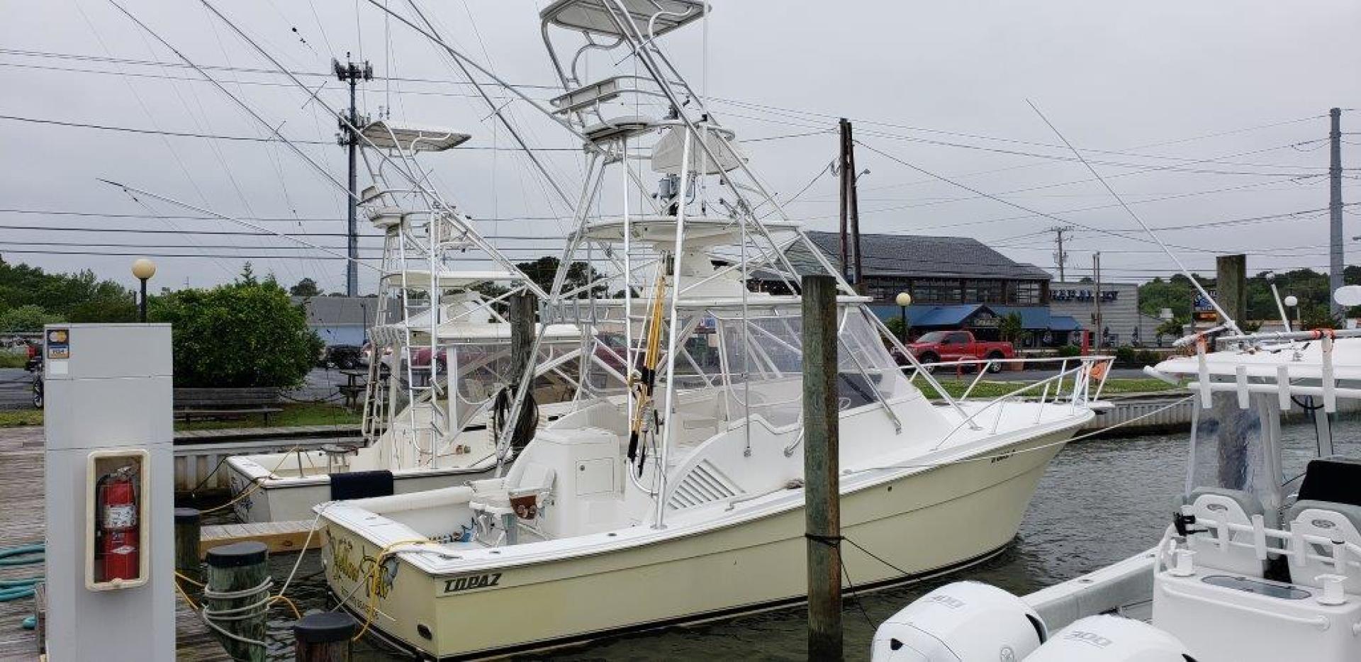 Topaz-33 Express 2010-Yellow Fish Ocean City-Maryland-United States-1537754 | Thumbnail