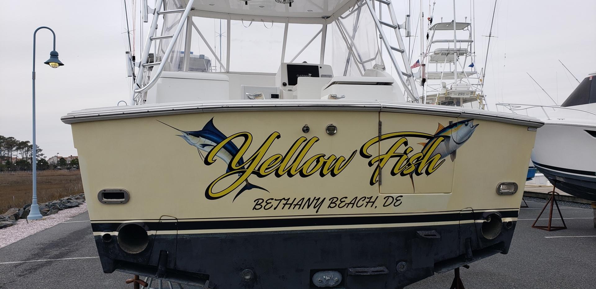 Topaz-33 Express 2010-Yellow Fish Ocean City-Maryland-United States-1537732 | Thumbnail