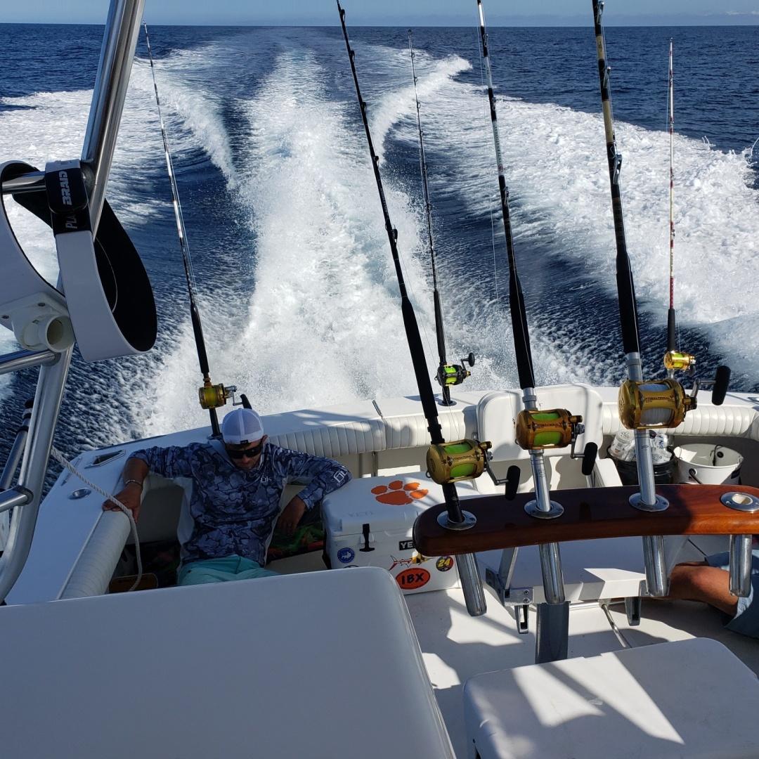 Topaz-33 Express 2010-Yellow Fish Ocean City-Maryland-United States-1537742 | Thumbnail