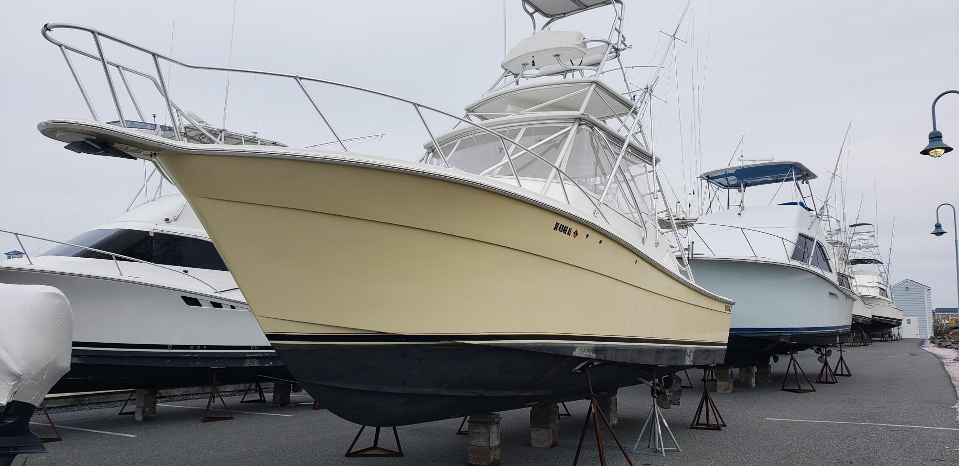 Topaz-33 Express 2010-Yellow Fish Ocean City-Maryland-United States-1537764 | Thumbnail