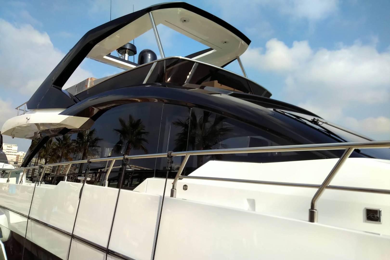 Astondoa-66 Flybridge 2020-Serenity New Rochelle-New York-United States-1489303 | Thumbnail