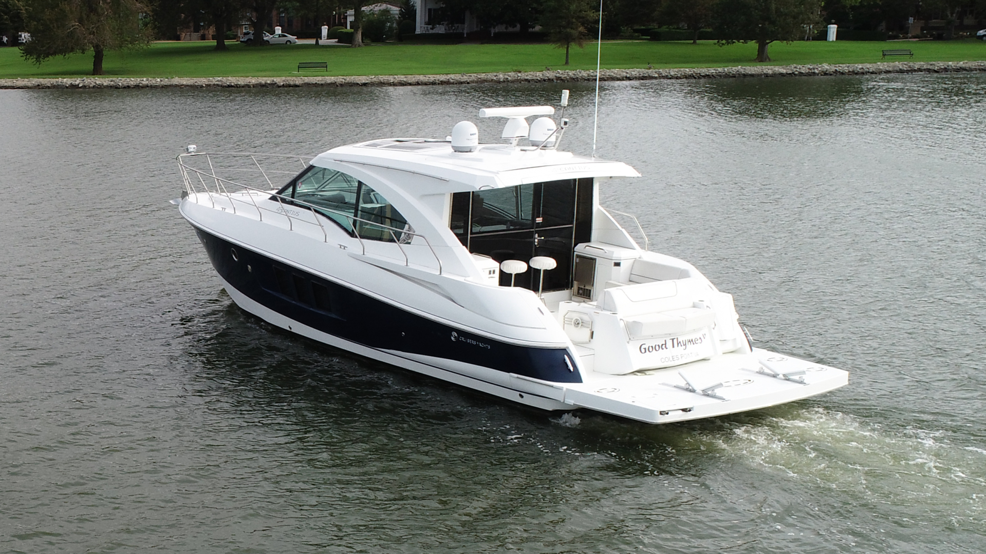 Cruisers-45 Cantius 2016-Good Thymes V Hampton-Virginia-United States-1489462 | Thumbnail