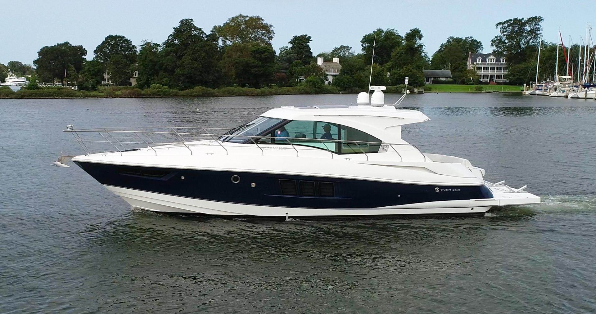 Cruisers-45 Cantius 2016-Good Thymes V Hampton-Virginia-United States-1489437 | Thumbnail
